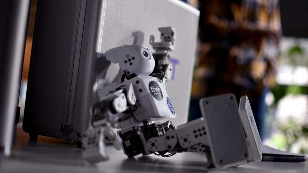 Robot Playground Deli